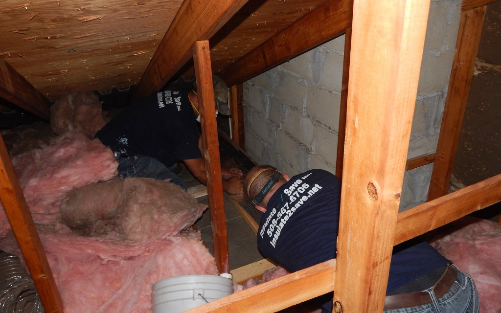 Services insulate 2 save for Attic air circulation