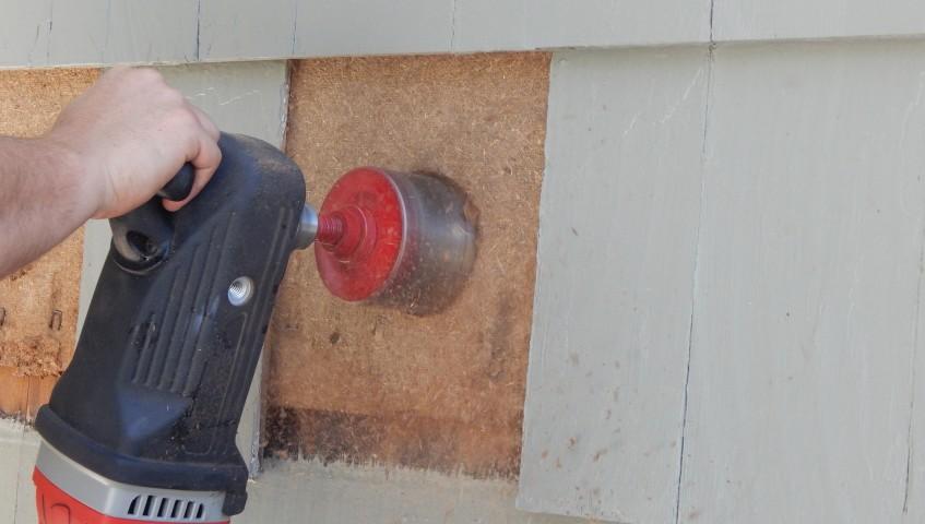 drill-wall